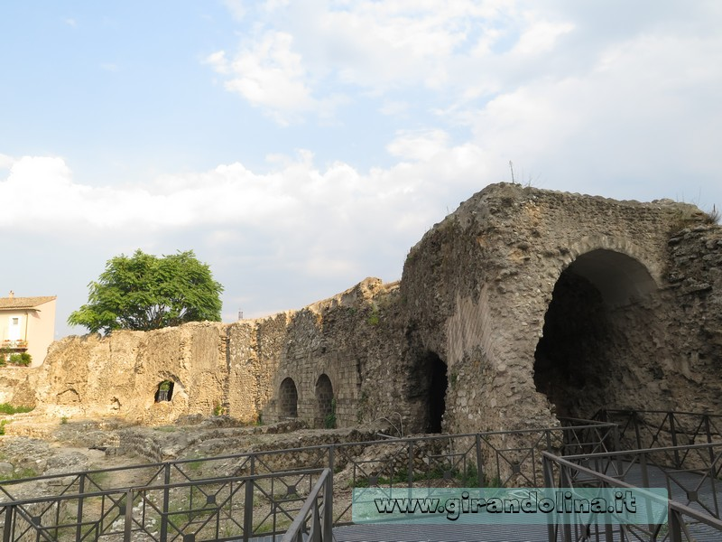 Terni Anfiteatro Romano