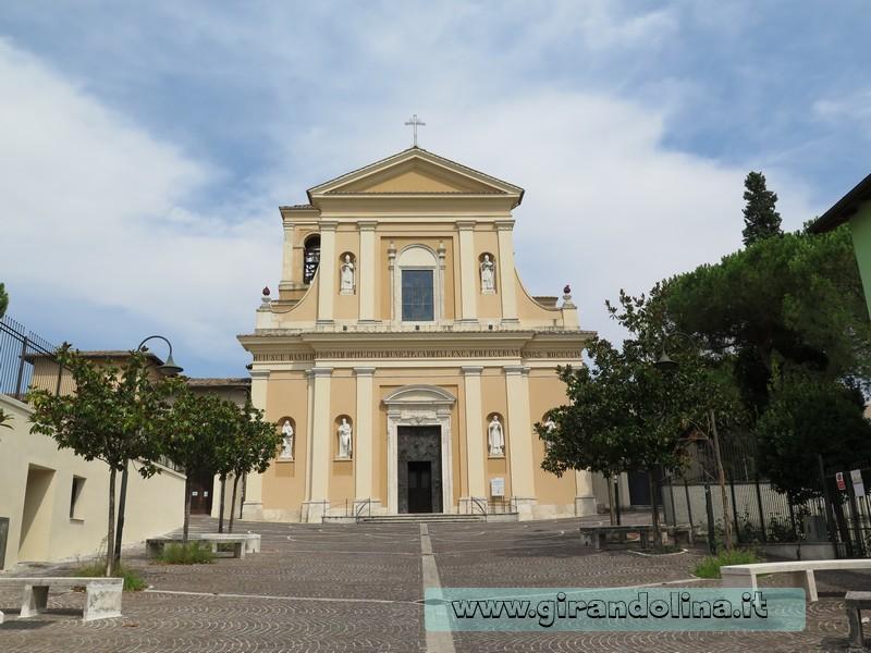 Terni Basilica San Valentino