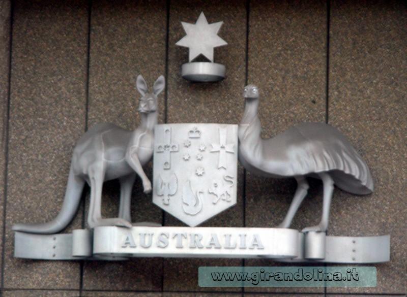 Simbolo dell 'Australia