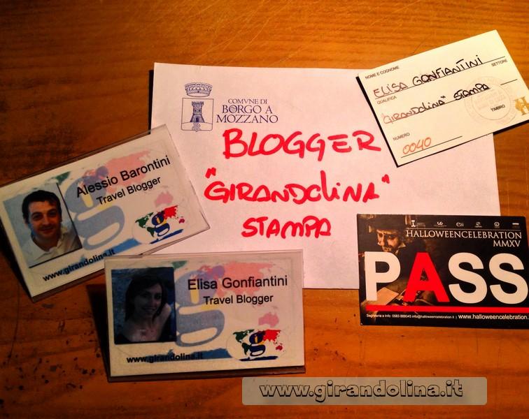 Blogger Girandolina