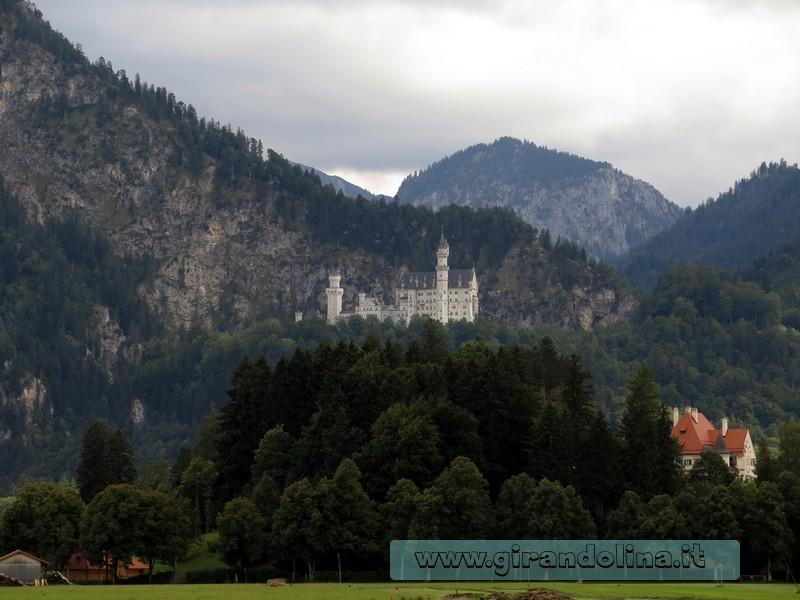 Il Bellissimo Castello Neuscwanstein