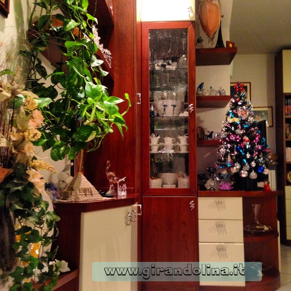 Il nostro piccolo albero di natale in casa