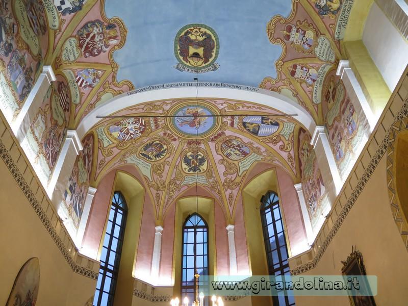 Cappella di San Giorgio, al Castello di Lubiana