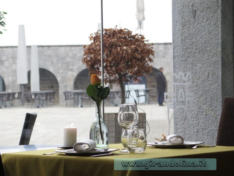 Il ristorante Gostilna Na Gradu