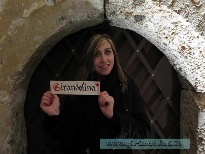 Lo scriptorium all' interno del Castello di Lubiana