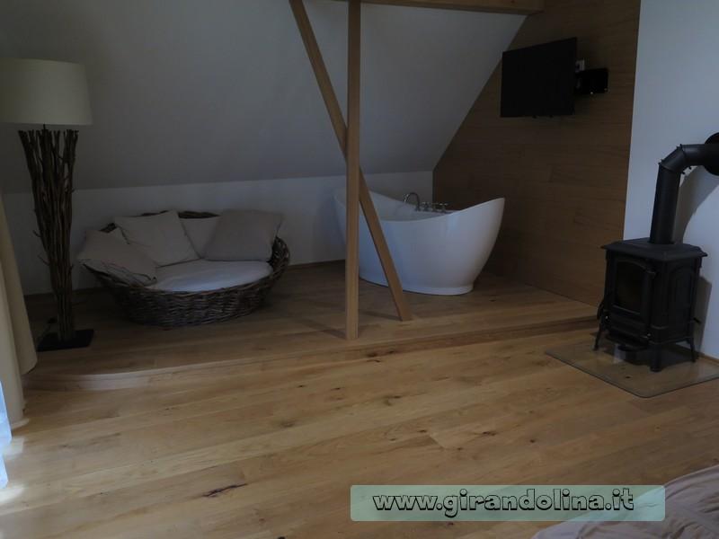 Guest House Repnik Kamnik , la suite Luna di Miele