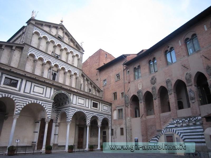 Palazzo dei Vescovi di Pistoia