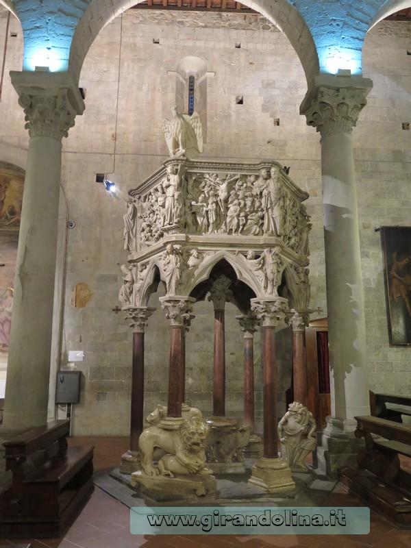 Il Pulpito di San Andrea