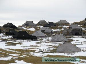 Il Villaggio di Velika Planina