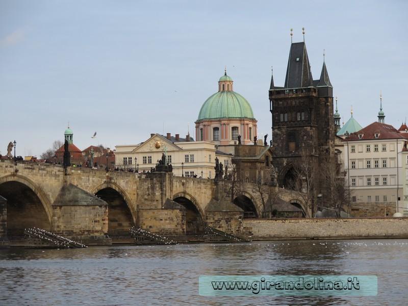 Praga , Ponte Carlo
