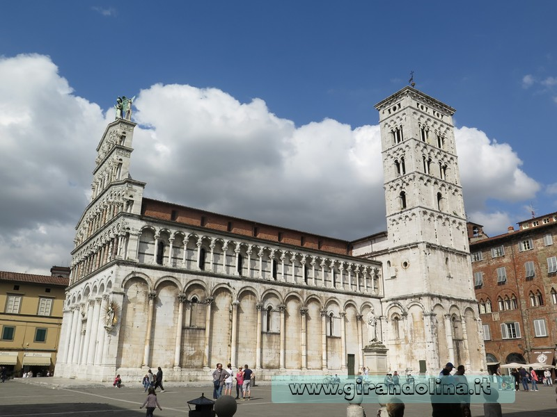 Chiesa San Michele, Lucca