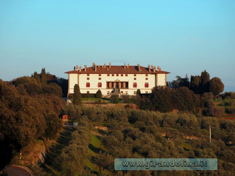 Le Ville Medicee in Toscana -  Villa Medicea di Artimino