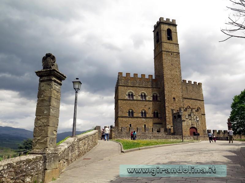 Toscana Orientale -   Castello di Poppi