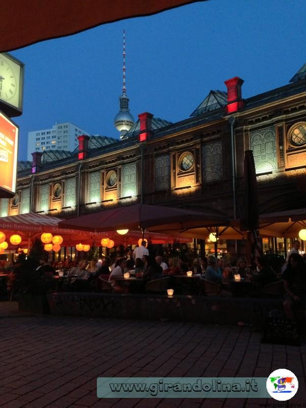 Attrazioni turistiche --Markt-Berlino