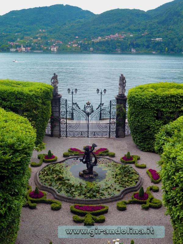 I giardini più belli d'Italia, Villa Carlotta , Lago di Como