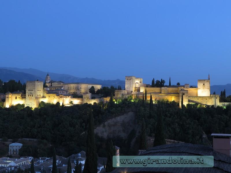 I tramonti più belli d'Europa - Granada