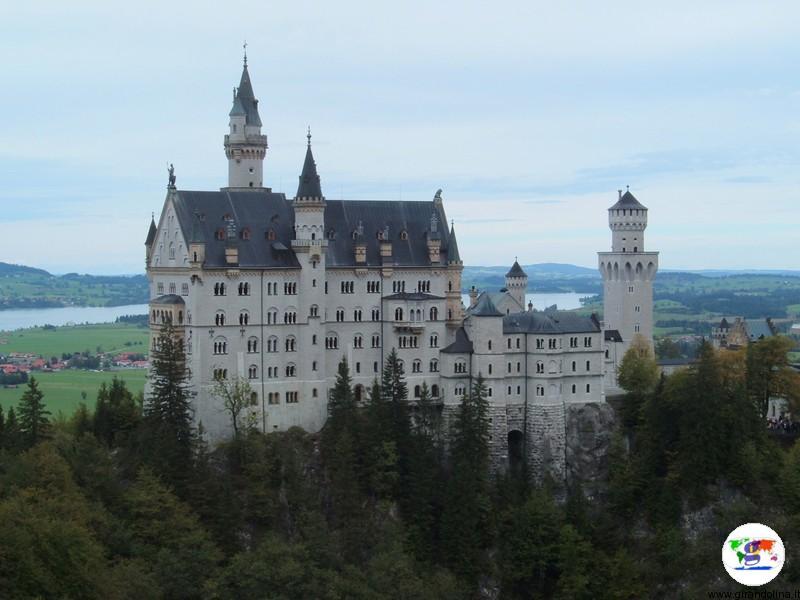Castelli della Disney - Castello di Neuschwanstein