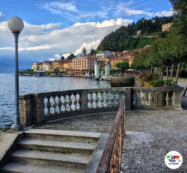 I laghi italiani più belli - Lago di  Como ,Bellagio