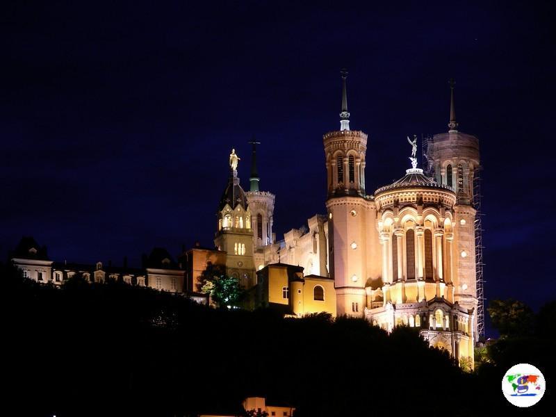 Le città magiche - Basilica di Notre Dame de la Fourviere