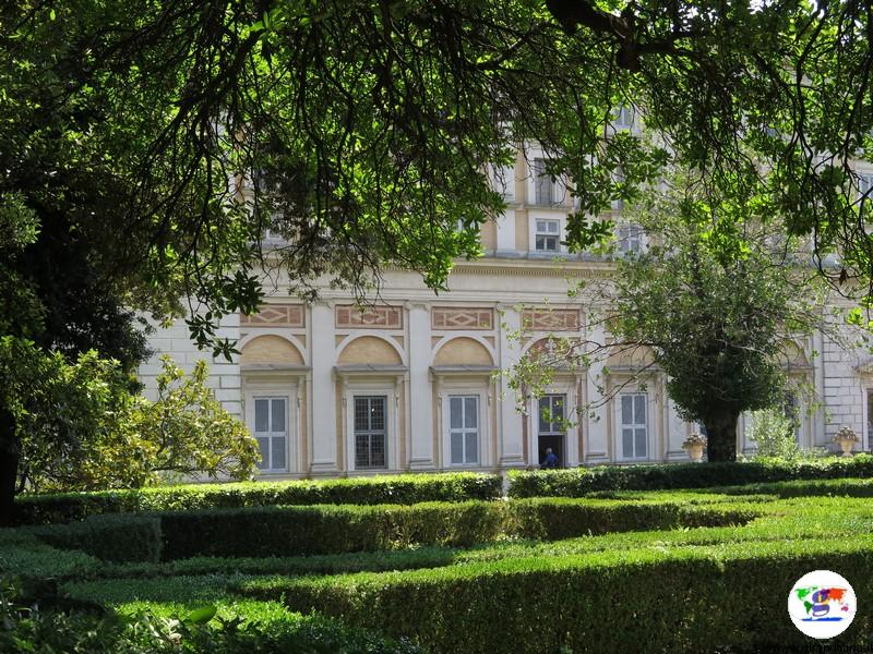 Il nostro tour della Tuscia : Villa Farnese di Caprarola