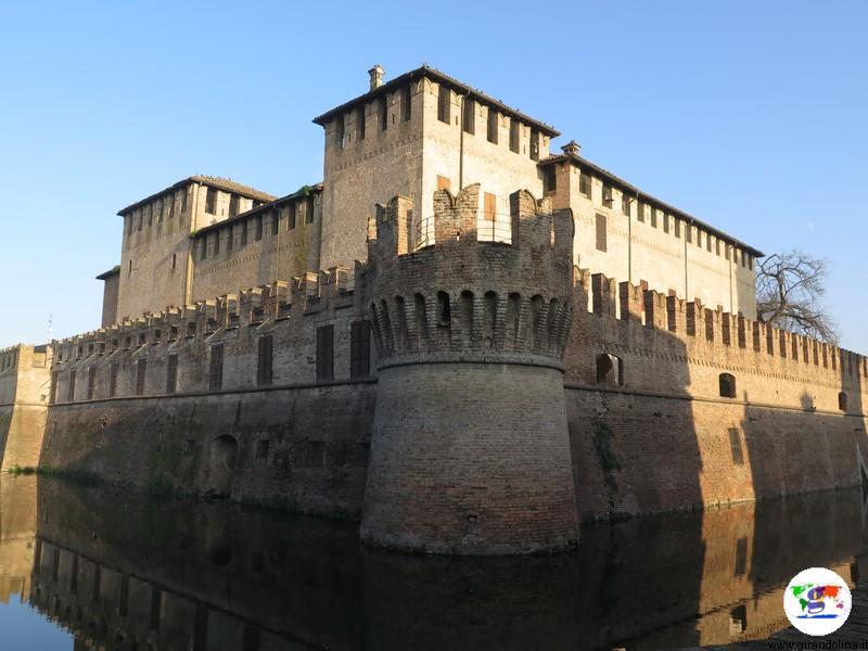 Le più belle città italiane, - Fontanellato