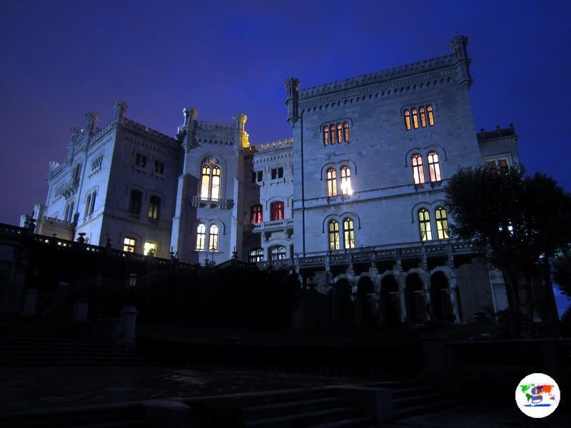 I giardini più belli d'Italia, il Castello di Miramare, Trieste