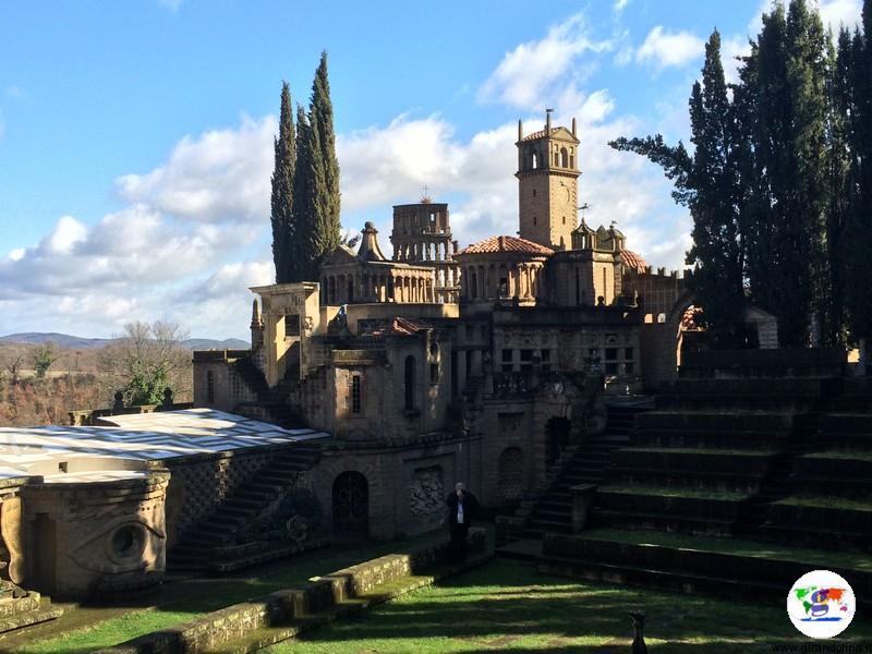 I giardini più belli d'Italia, la Scarzuola, Montegabbione