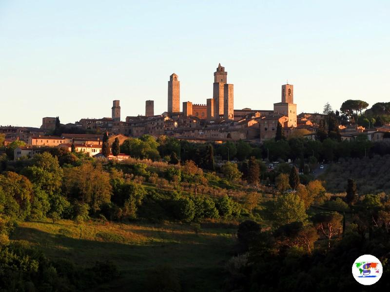 I 10 migliori paesaggi toscani- San Gimignano