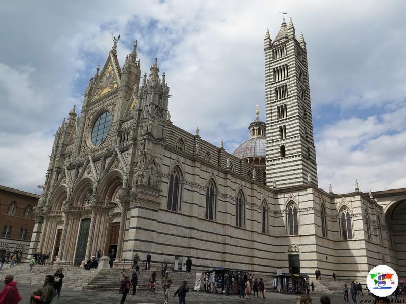 Siti Unesco in Toscana - Siena il Duomo