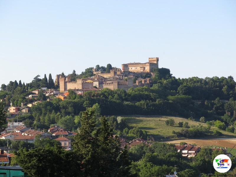 Le Spiagge della Romagna- Borgo di Gradara