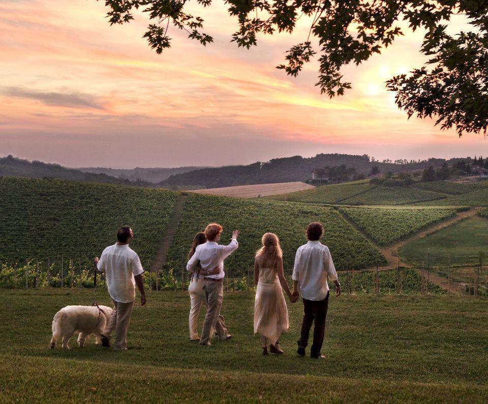 Monferrato e le sue dolci colline ( credits photo Alexala)