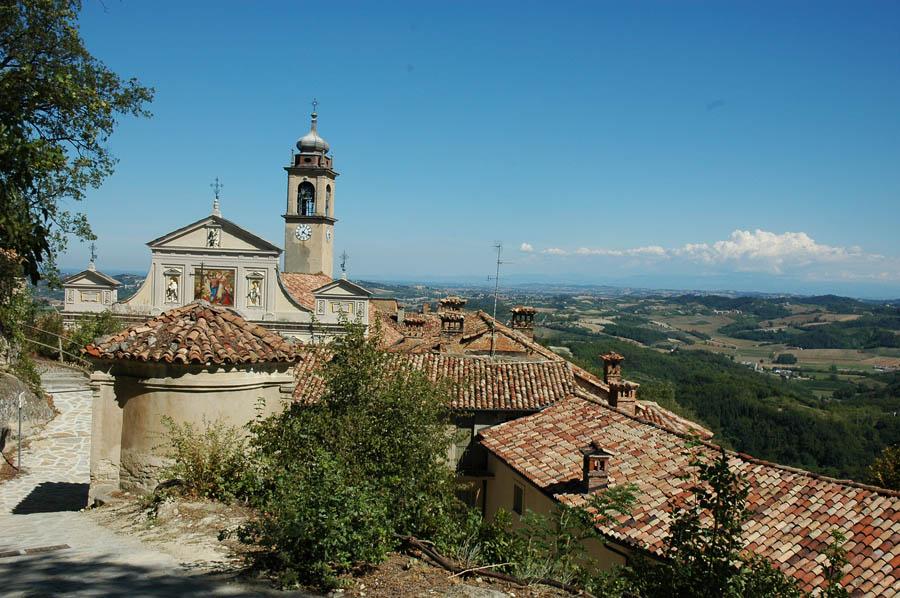 Monferrato, il Sacro Monte di Crea ( credits Photo Parco Crea)