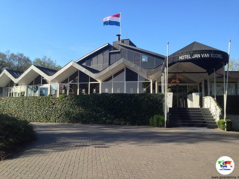 l'Hotel Jan Van Scorel a Schoorl