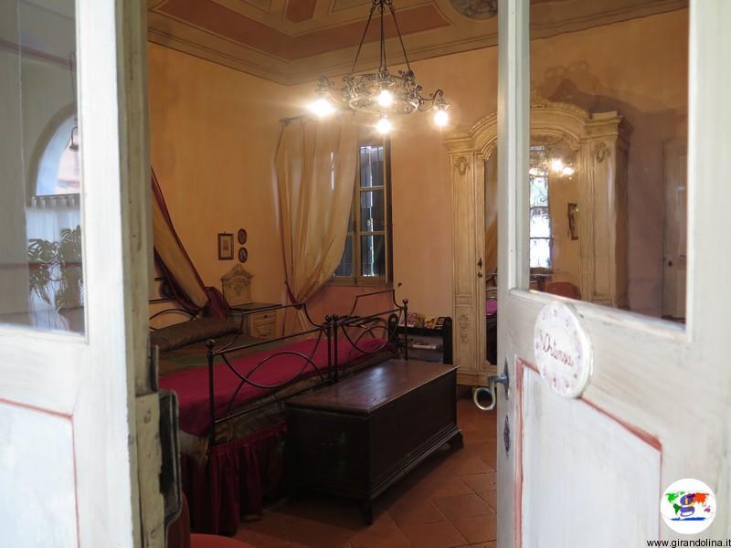 Monferrato dove dormire- la nostra camera al Relais i Castagnoni