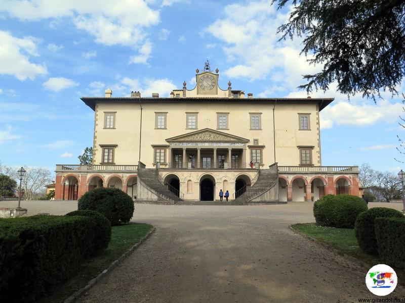 Le Ville Medicee in Toscana -  Villa Medicea di Poggio a Caiano