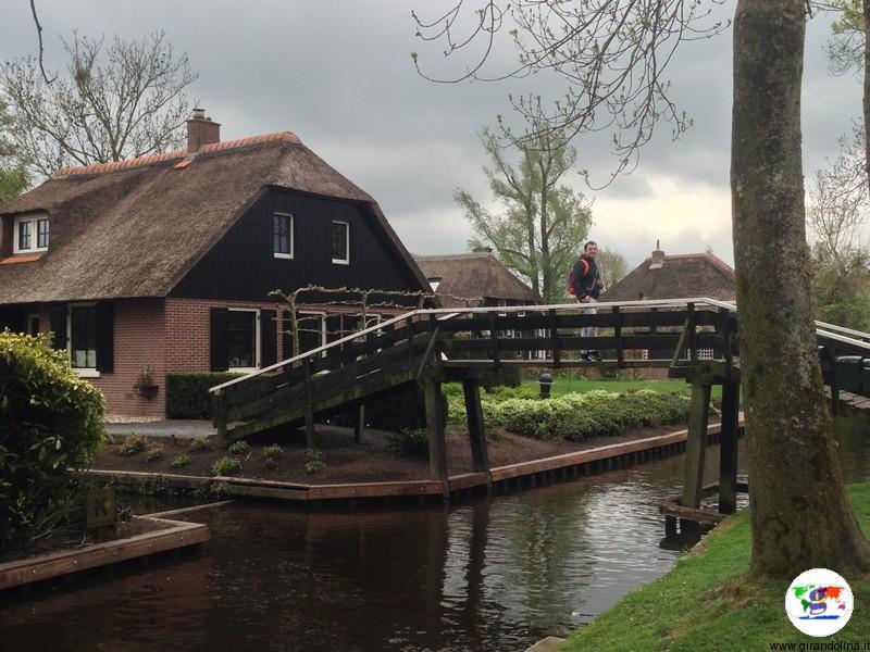 Giethoorn ,cosa vedere nel villaggio sull'acqua, senza le strade