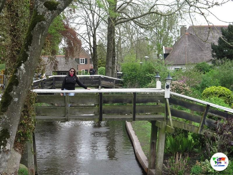 Giethoorn e i suoi graziosi canali