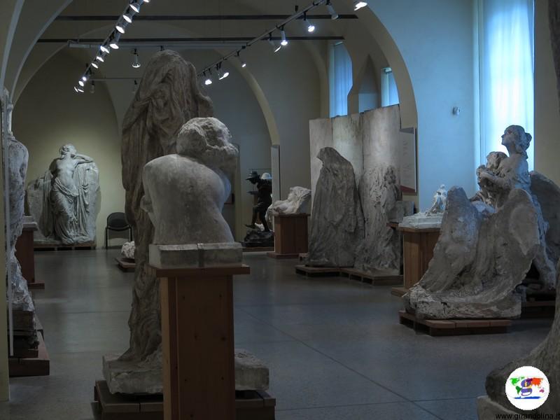 Casale Monferrato ,Museo Civico e Gipsoteca Bistolfi
