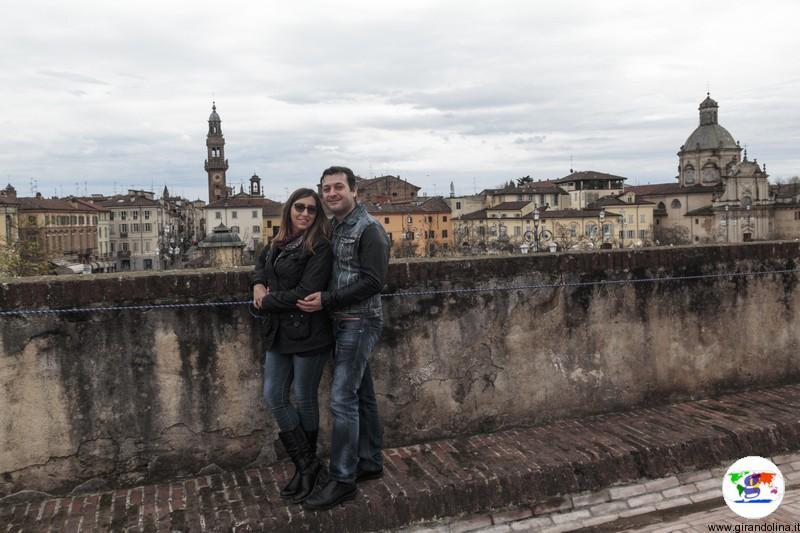 Casale Monferrato,il panorama