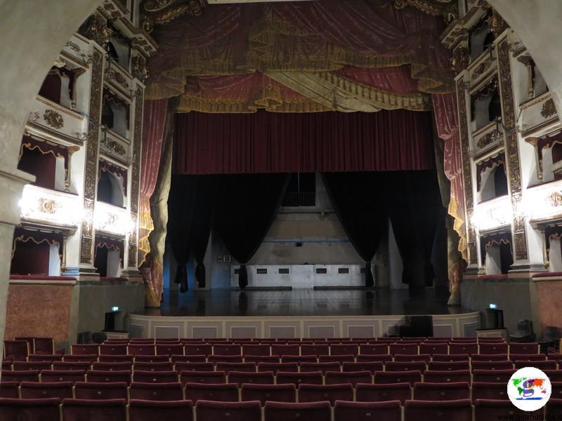 Casale Monferrato,il Teatro Municipale