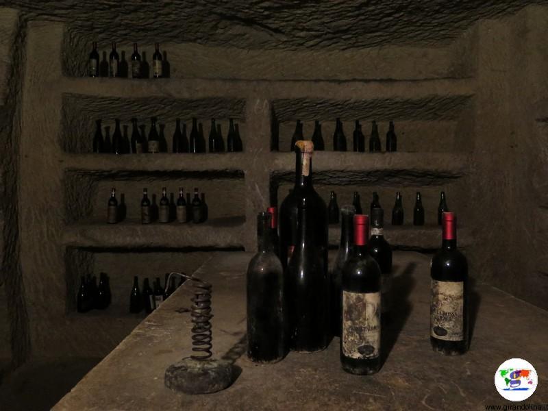 I vini del Monferrato, l'Infernòt dell'Ecomuseo della Pietra da Cantoni