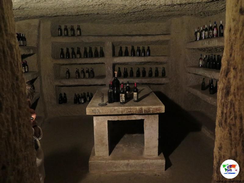 I vini del Monferrato, e la tradizione secolare degli Infernòt