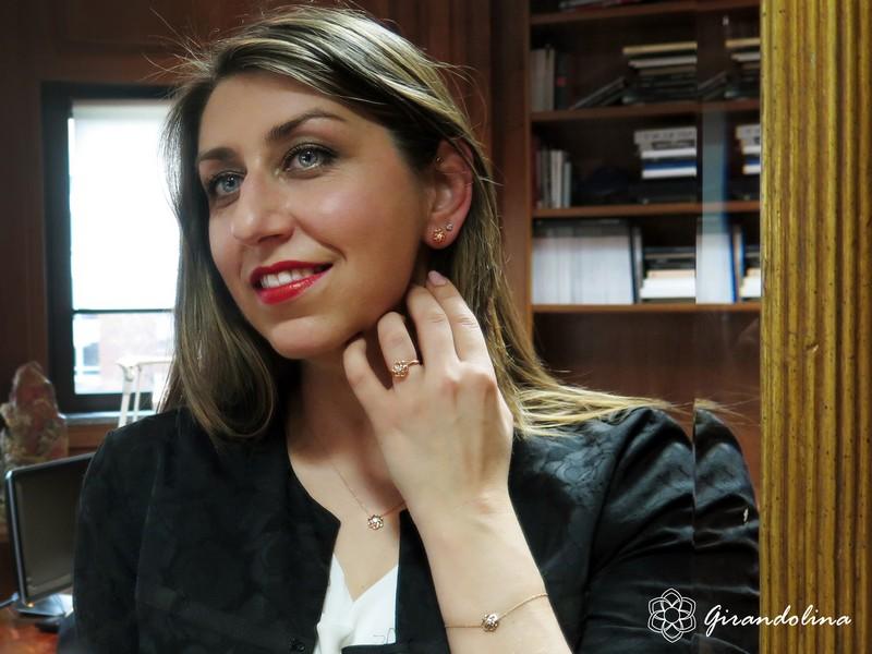 Girandolina Collection- Gioielli per Viaggiatori, parure