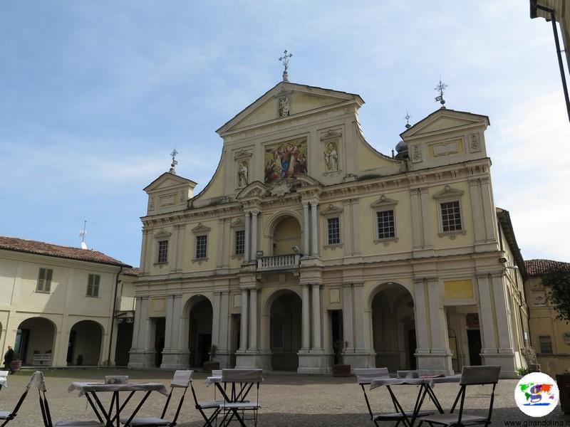 Sacro Monte di Crea , la Basilica