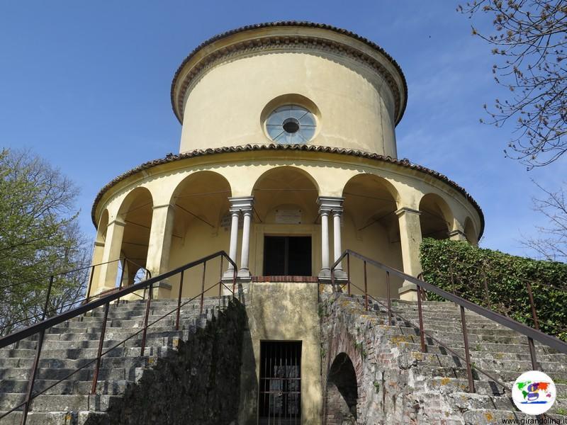 Sacro Monte di Crea , la Cappella Paradiso