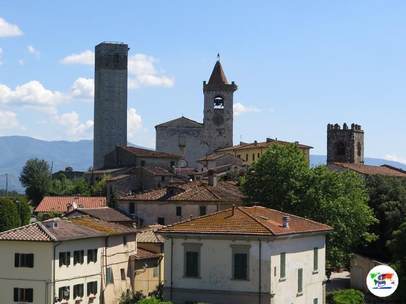 Serravalle Pistoiese e la Torre del Barbarossa