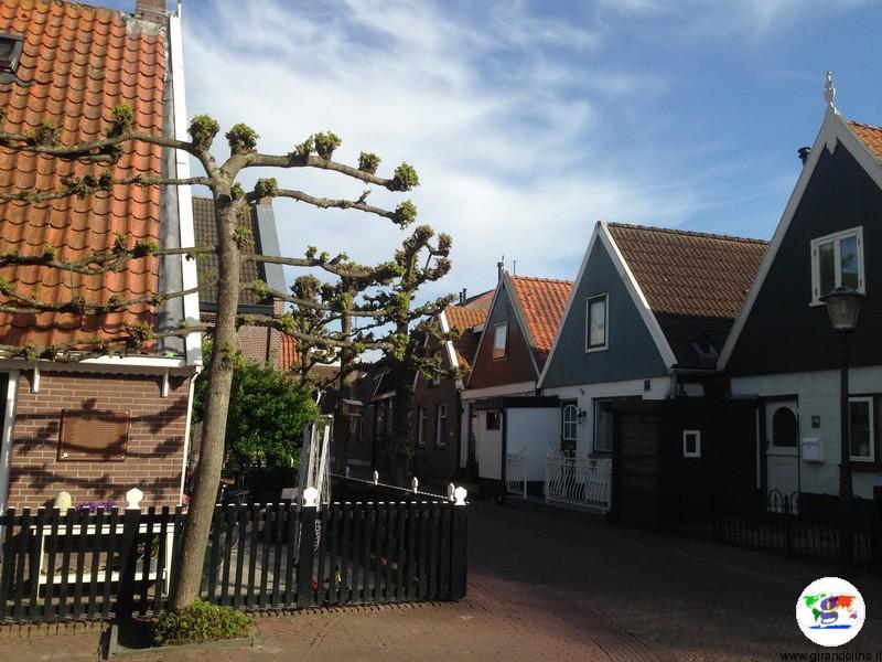 Urk, il piccolo centro storico