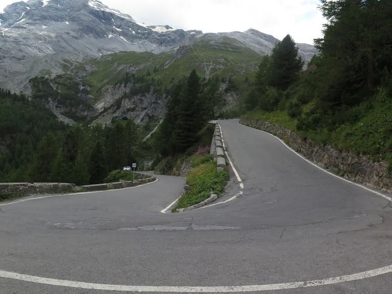 Viaggi on the road Italia, il Passo dello Stelvio