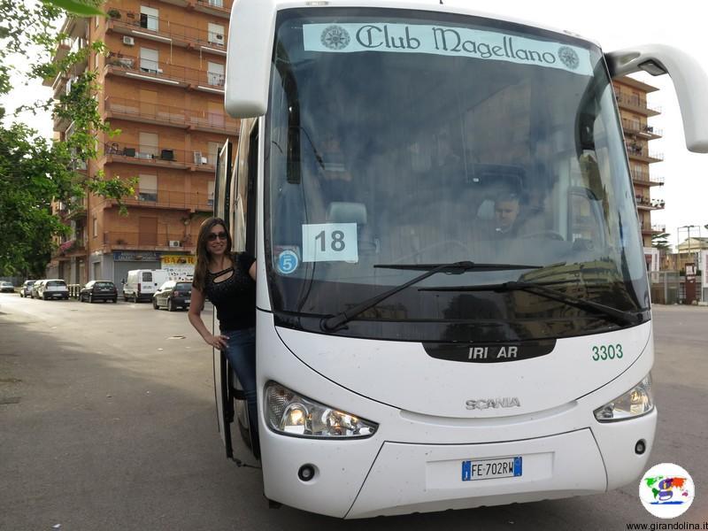 Viaggi organizzati in pullman, il nostro autobus