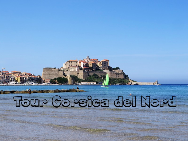 Video del tour in Corsica del nord